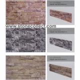 Pietra della coltura, Ledgestone, decorazioni di pietra del giardino, pietra decorativa, mattoni della parete