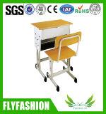 La moda Mobiliario Escolar única mesa y silla SF-39s