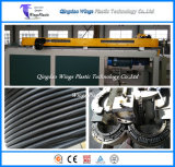 機械を作るプラスチック適用範囲が広いホースは/管の機械装置を波形を付けた