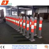 Columna de alimentación solar de alta calidad del tráfico