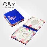 Qualitäts-Geschenk-gesetzter kundenspezifischer kosmetischer verpackenpapierkasten