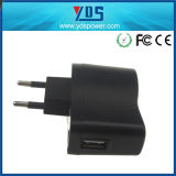 USB를 가진 5V 1A EU Wall Plug Adapter