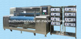 Relatieve vochtigheid-400 ultrasone Stof die Machine scheurt