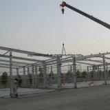 Strutture prefabbricate per la fabbrica industriale
