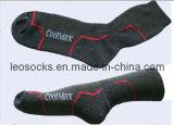 Calzini di sport degli uomini di Coolmax (DL-CM-02)