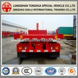 2 Eixos 20FT Container Flatbed Rear Self Dumping Semi-Trailer