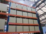 Estructura de acero del estante de la paleta del estante de las mercancías del estándar internacional