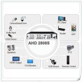 3 in 1 Hybrid 1080P 8CH Ahd DVR Recorder Surveillance Digital Video Recorder