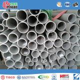 Tubo de aço inoxidável ASTM TP304 de alta qualidade para construção