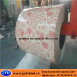新しいデザインカラー上塗を施してある鋼鉄Coil/PPGI