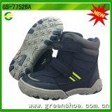 Haut du cou sangle de boucle Cheap TPR Chaussures Enfants bottes Casual