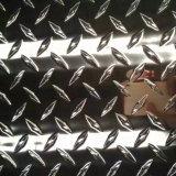 5052 알루미늄 다이아몬드에 의하여 모방되는 보행 장