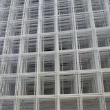 Comitato/strato saldati PVC della rete metallica