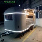 Wecareの供給の電気移動式食糧キオスク