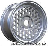 O alumínio orlara a roda da liga de Wci da réplica para o carro