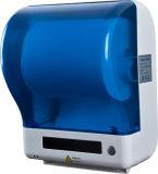 Mano dispensador automático de bobinas de papel de 210mm