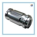 CNC bearbeitete das Teil maschinell, das vom Aluminium, Zink, Mg, Edelstahl gebildet wurde