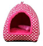 Pet Dog Puppy Soft Warm Bed House (bd5023)
