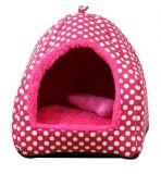 애완견 강아지 연약한 온난한 침대 집 (bd5023)