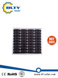 panneau solaire 50W mono pour le réverbère solaire