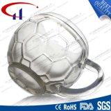 кофейная чашка горячей формы футбола надувательства 290ml стеклянная (CHM8174)