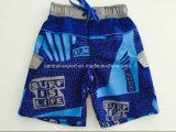 Polyester Oeko-Tex pleine taille élastique à motifs court de maillots de bain enfants Conseil