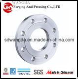 DIN forjadas em aço carbono ANSI B16,5 flange do tubo para o trabalho de água