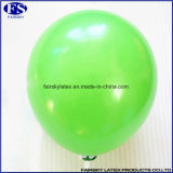 Farbige 10-Zoll-Runde Latexballons