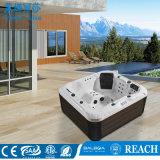 Capacidade para 4 Pessoas em acrílico exterior spa Whirlpool (M-3391)