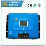 Großer LCD-Bildschirmanzeige-Batterie-Monitor für Hanfong MPPT blauen Solarladung-Controller 30A 40A 50A 60A 70A 80A (SMP-70)