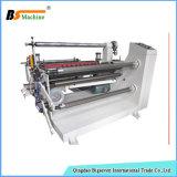 Máquina automática adhesiva el rebobinar de la cinta que raja/Pet/PVC