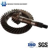 BS6165 9/41 픽업 트럭 기어 자동 차축 차 부속 기어 후방 드라이브 차축은 주문을 받아서 만들어진 나선형 비스듬한 기어일 수 있다