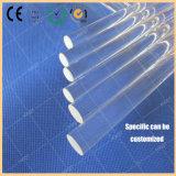 Quartzo desobstruído Rod do espaço livre de Rod de vidro de quartzo para solar ou o semicondutor