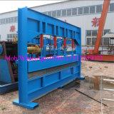 machine à cintrer de plaque hydraulique de 4m