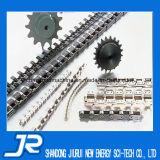 Técnica de acero inoxidable paso corto de cadenas de rodillos en cadenas