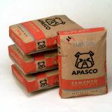Sac/sac tissés par pp blancs pour le riz/farine/nourriture/blé 40kg/50kg/100kg, Pôle