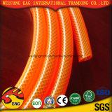 Type de tissage agricole boyau à haute pression de jet de PVC, boyau de pesticide
