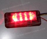 Fuego auto Lighthead de la ambulancia de la motocicleta del carro ATV del vehículo del LED