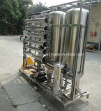 Ce/approuvé ISO 1500L/H RO du matériel de purification de l'eau/usine de traitement de l'eau déminéralisée