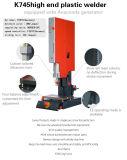 De plastic Machine van het Ultrasone Lassen van het Stuk speelgoed