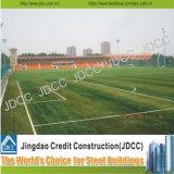 Jdccの軽い鉄骨構造の体育館の建物デザイン
