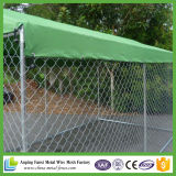 Metal Cheap Chain Link Animal Enclosure Dog Kennel Cage