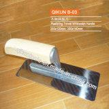 B-20 строительство декор краски оборудование ручные инструменты Деревянная ручка нормальной полированным подачи пищевых веществ Trowel