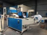 Glcj F700 냅킨에 의하여 인쇄되는 돋을새김된 기계 냅킨 폴더 기계