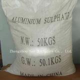 Sulfato de aluminio No-Férrico el 17% para el tratamiento de aguas