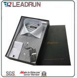 Casella del pacchetto della borsa del raccoglitore del contenitore di maglietta del contenitore di rivestimento del contenitore di imballaggio del vestito di affari del legame di arco (Sy093)