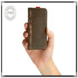 Кожаный футляр для адресной книги Apple iPhone 4 4G/Samsung Galaxy примечание