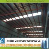Almacén metálico de la estructura de acero del bajo costo y de la alta calidad
