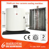 Dual-Gate Verdampfung-Beschichtung-Maschine des VakuumCZ-1000 für Plastik, pp., ABS, Ect