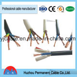 Conduite d'isolation en PVC souple fil électrique gainé PVC